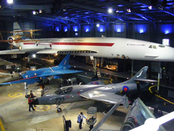 The Fleet Air Museum (Wikipedia)